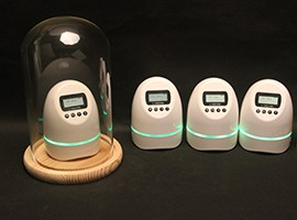Air Purification and Disinfection Robot