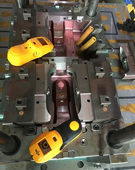 Cove shell1-2K injection molding