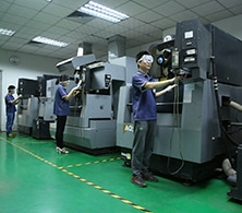 Mold manufacturing