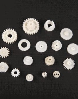 Precision injection molding-Gears