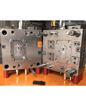 Insert injection mold