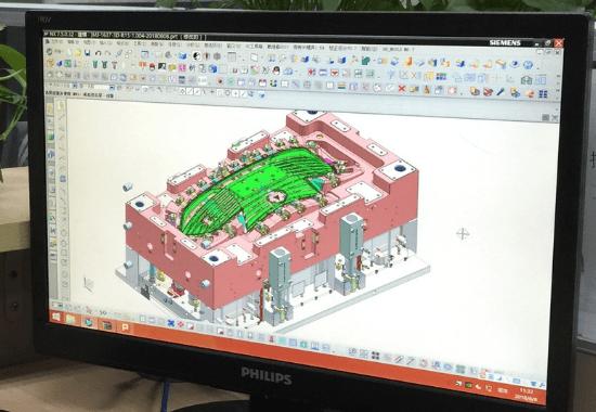 2D&3D Mold design