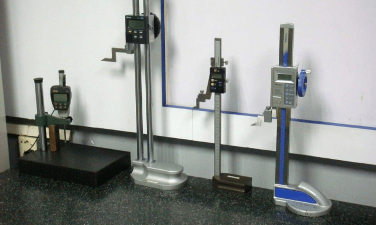 QC Equipments for Mold Manufacturing