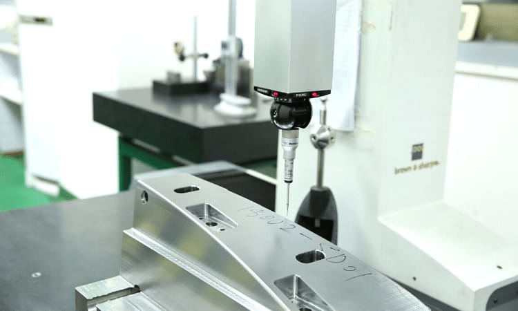 CMM for Mold Manufacturing