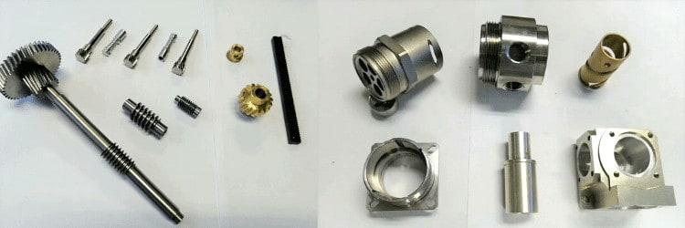 Worm CNC Machining, Gear CNC Machining, Precision CNC Machining services